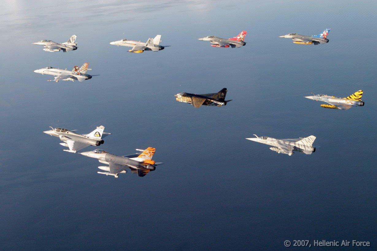 tiger-meet-2007-foto-forca-aerea-grega