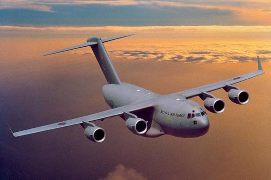c-17-raf-em-voo-foto-raf