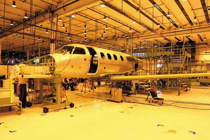 phenom-100-construcao-prototipo-foto-embraer