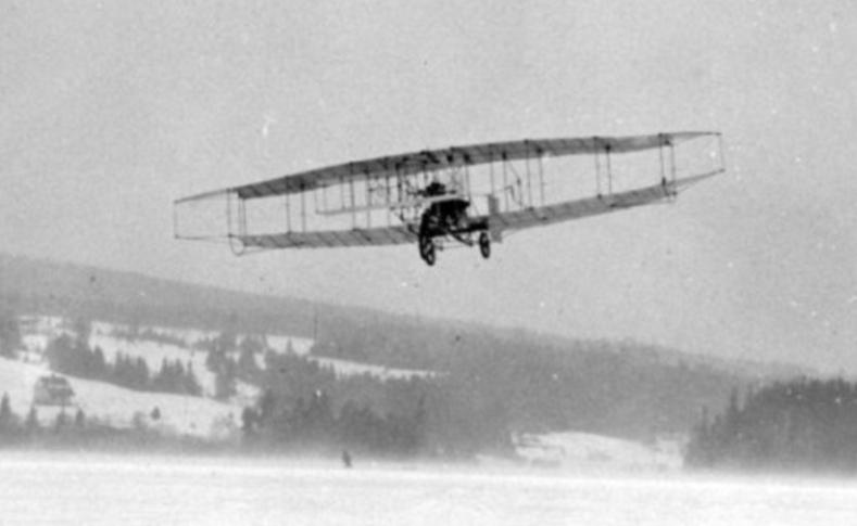 primeiro-voo-no-canada-silver-star-1909