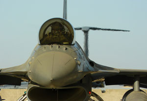 f-16 no solo -foto-forca-aerea-belga