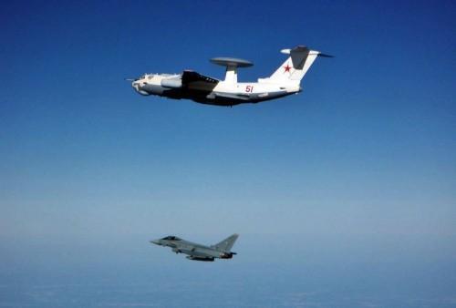 A-50 e Eurofighter 1