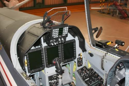 KT-1T cockpit