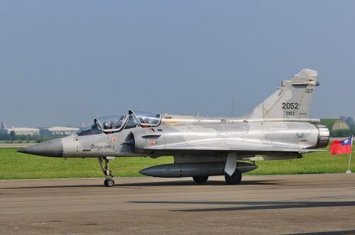 Mirage 2000 Taiwan 1