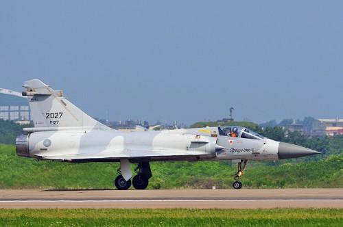 Mirage 2000 Taiwan 2