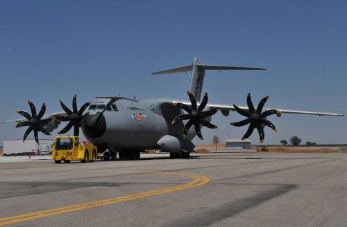 A400M - foto gde  EADS