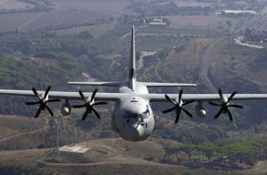 C-130 J - Aeronautica Militare