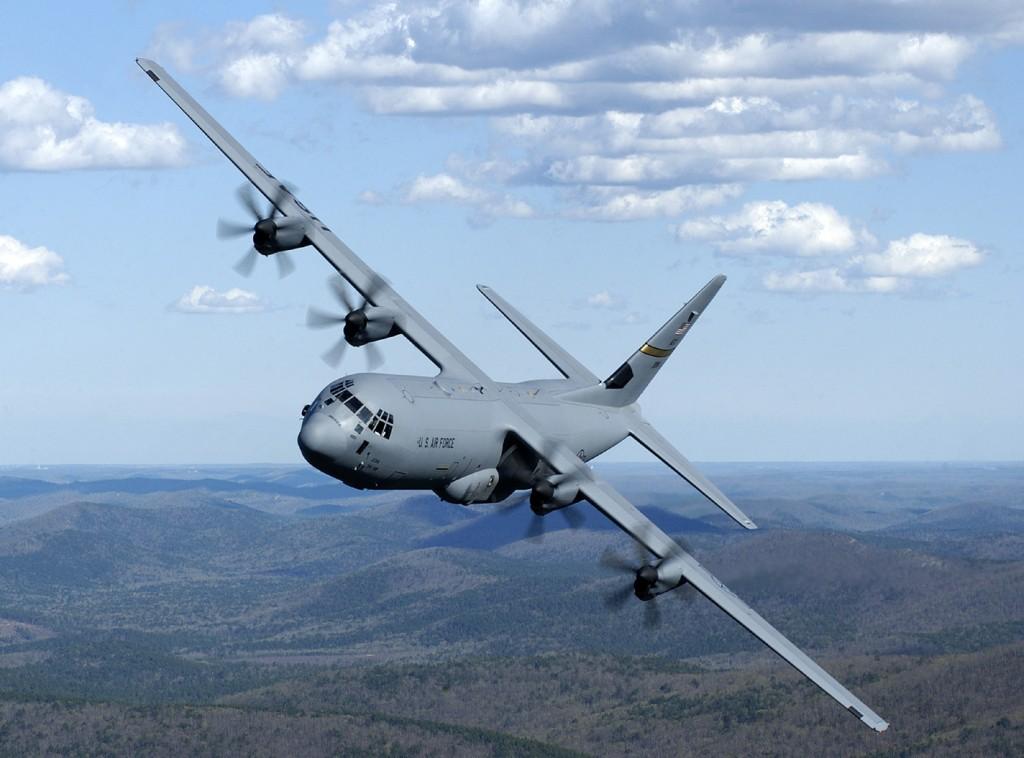 C-130 J - foto Lockheed Martin