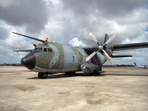 C-160 Transall FAF 64-GQ NTL, 15nov09 - Camazano 12