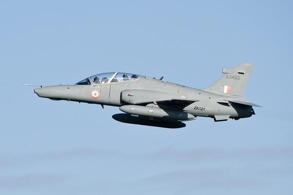 Hawk Índia - foto BAE Systems