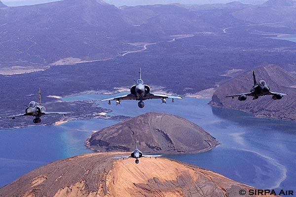 Mirage 2000 - al koot 5 - foto armee de lair