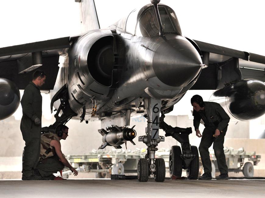 Mirage F-1 - foto Armee de lair