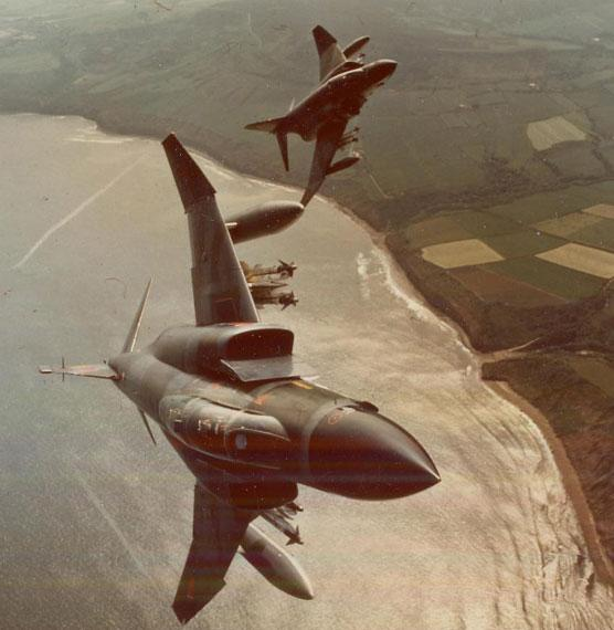 Phanton - photo RAF