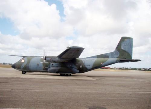 Transal C-160 64-GQ - França NTL, 15nov09 - Camazano 1