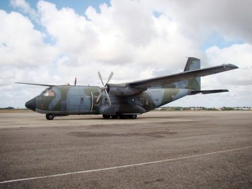 Transall C-160 FAF 64-GQ NTL, 15nov09 - Camazano 5