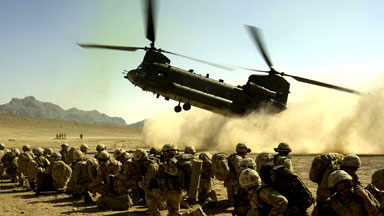 Chinook - foto RAF
