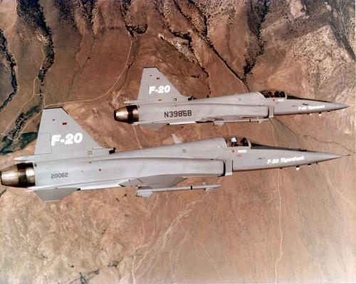 F-20 Tigershark 2