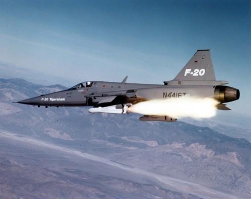 F-20 Tigershark 3