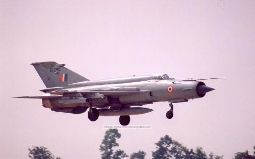 MiG-21 IAF 2