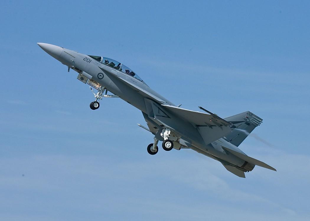 Super Hornet Australia - foto 2 via MoD Australia