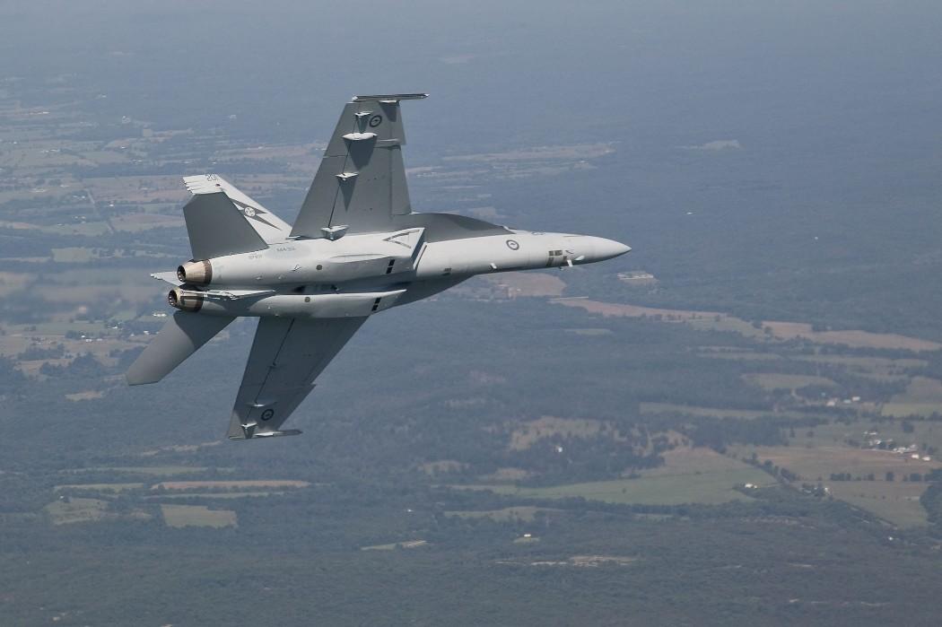 Super Hornet Australia - foto via MoD Australia