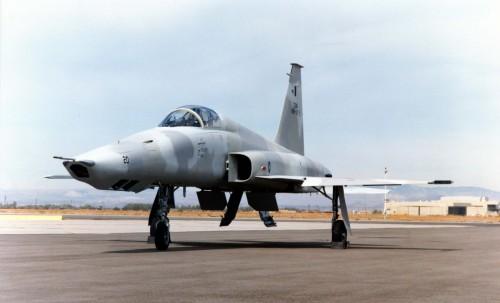 TUDM RF-5E