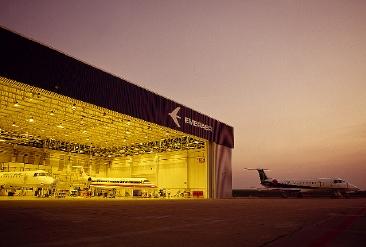 embraer-hangar