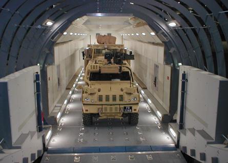 A400M load capacity 1