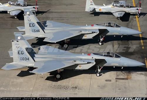 F-15+Tucano