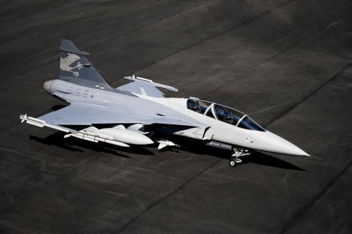 Gripen NG lançamento 2