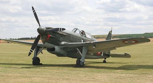 Morane-Saulnier M.S.406 b