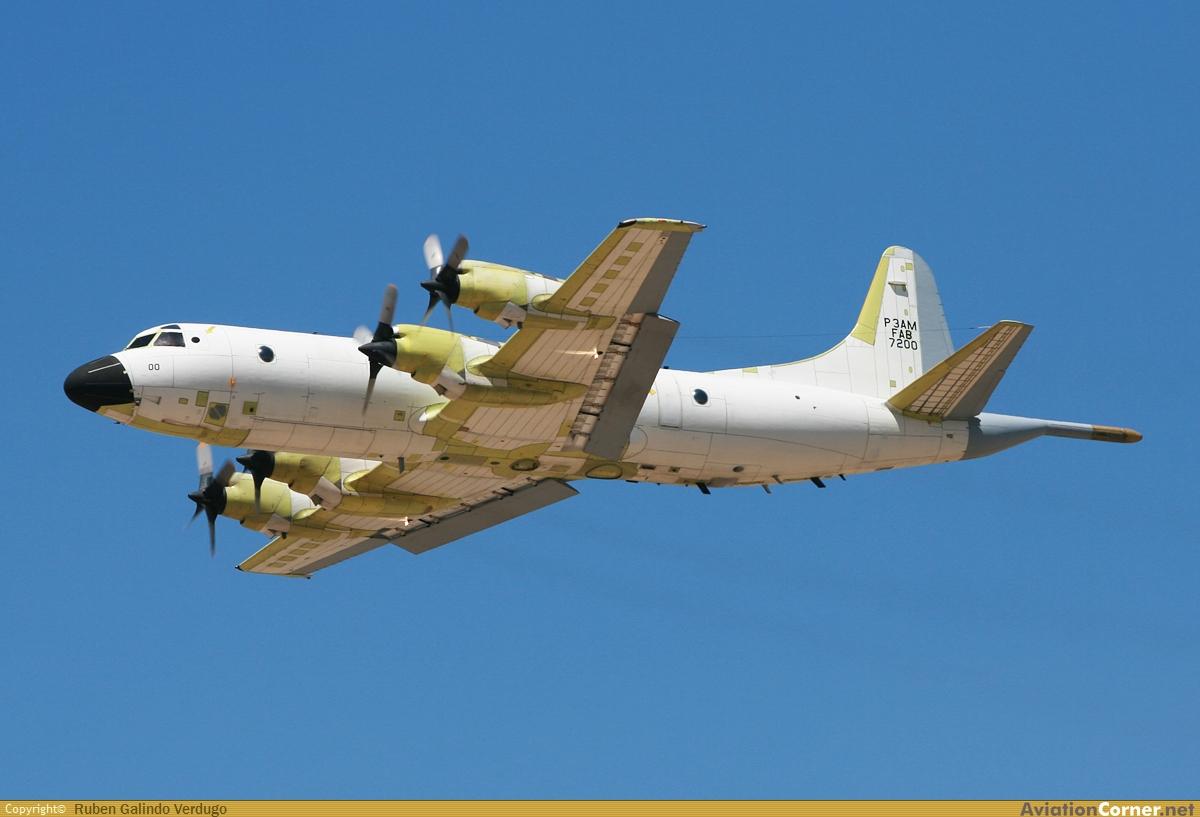 P-3 AM em Getafe em julho de 2009 - foto Ruben Galindo Verdugo - Aviation Corner