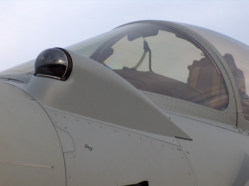 PIRATE Eurofighter