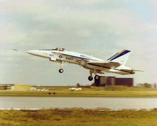 f18-first-flight