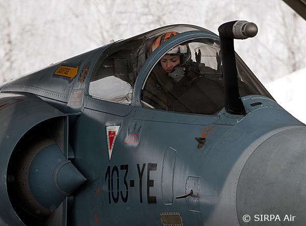 M-2000 no báltico 3 - foto Armee de lair