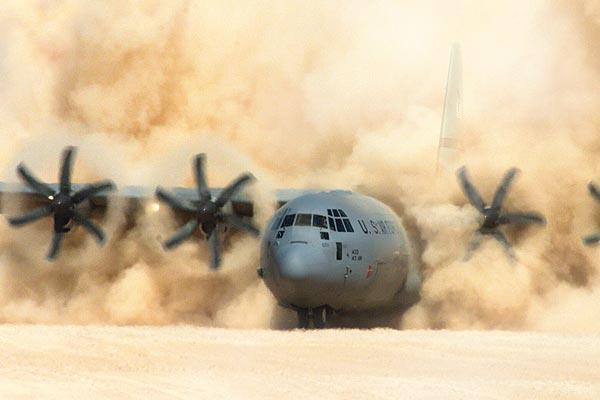 C-130 J - foto 2 Lockheed Martin