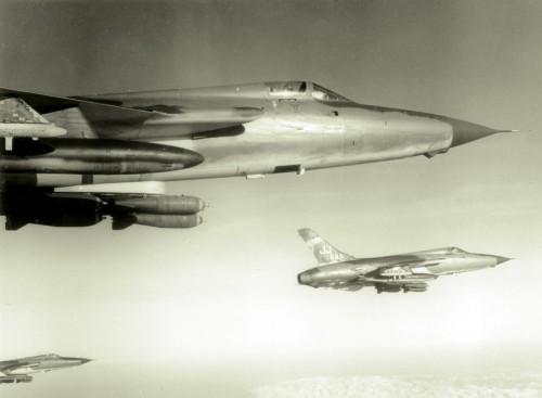 F-105 Thunderchiefs