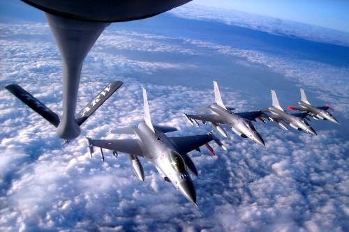 F-16 Royal Danish Air Force