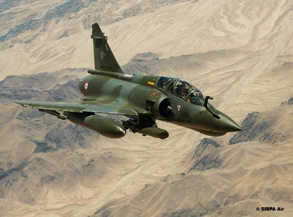 Mirage 2000 D - foto Armee de lair