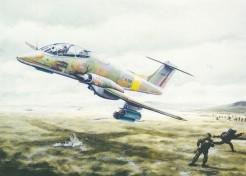 Pucará nas Malvinas 2 - Carlos A Garcia