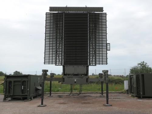 RAT31DL radar de defesa aérea