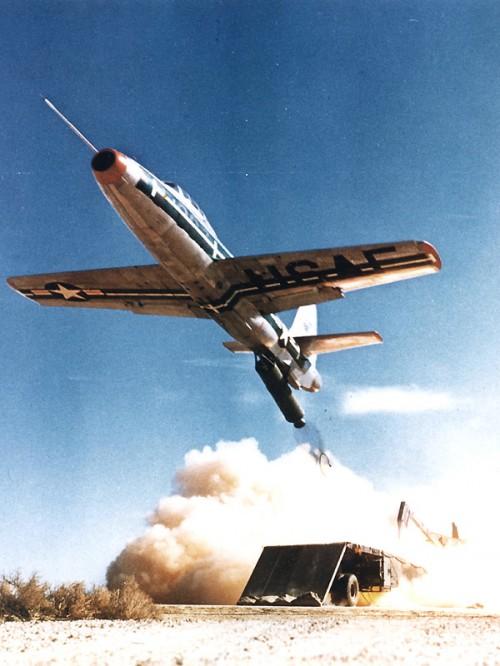 Republic F-84G Thunderjet ZELMAL