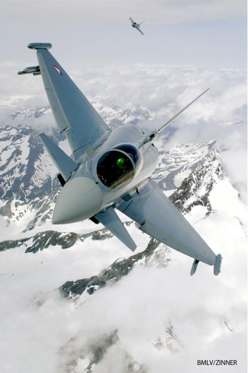 Typhoon - foto Eurofighter
