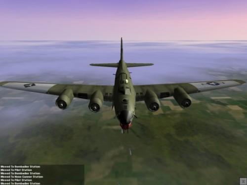 Warbirds III B-17 1