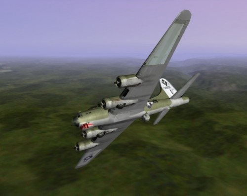 Warbirds III B-17 8