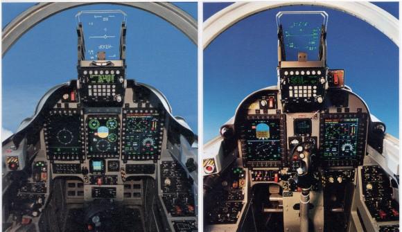 Cockpit Super Tucano