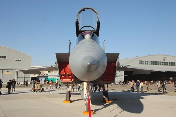 F-15J ASDF FLIR 3