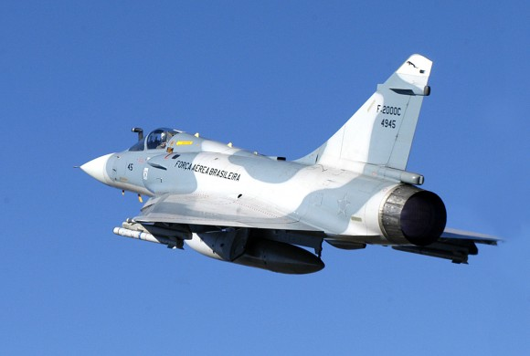 FAB Mirage 2000 Cb Junior (2)