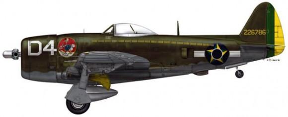 P-47 D4 Rui