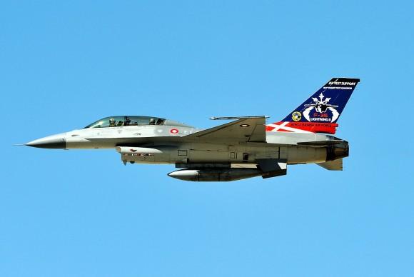RDAF F-16 2